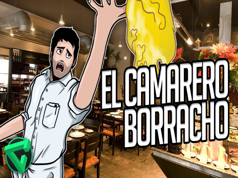 SHOW CAMARERO