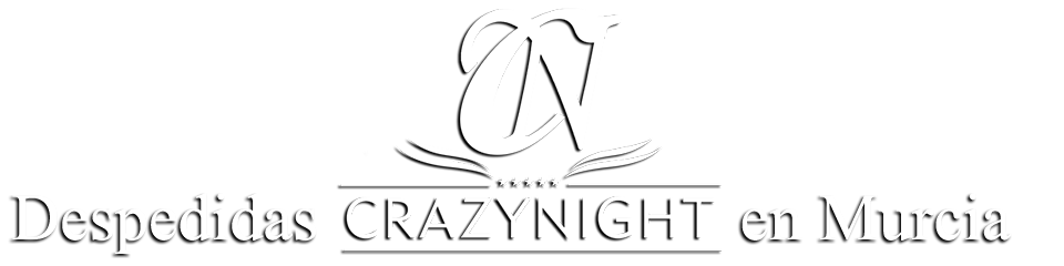 Despedidas de soltera Crazy Night en Murcia Logo