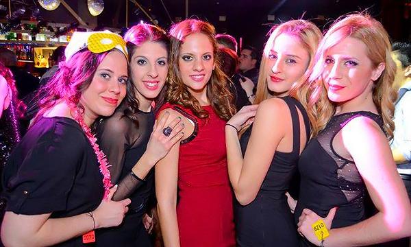 Despedida de soltera 2 en discoteca Murcia