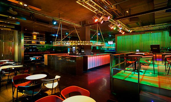 Discoteca Luminata en Murcia 1