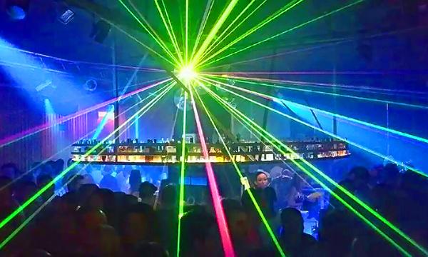 Discoteca Luminata en Murcia 7