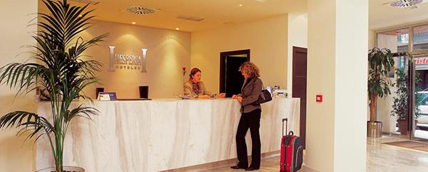 Hotel Murcia centro 3