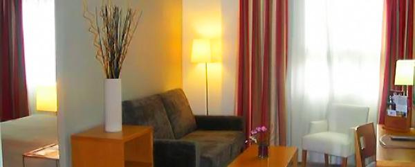 Hotel Murcia centro 5