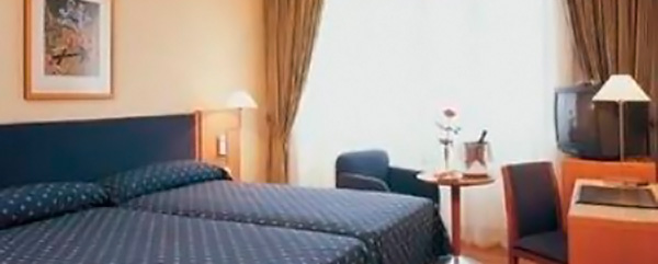 Hotel Murcia centro 6