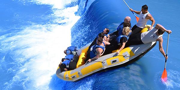 Pack Adrenalina Rafting