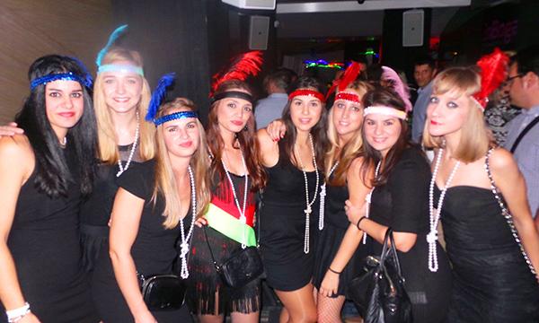 Despedida de soltera en Pub Enboga en Murcia 7