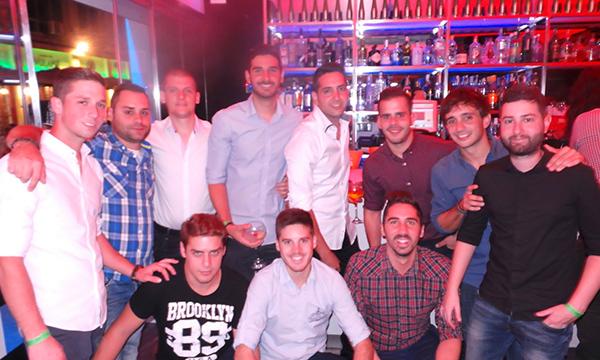 Despedida de solteros en Pub Enboga en Murcia 8