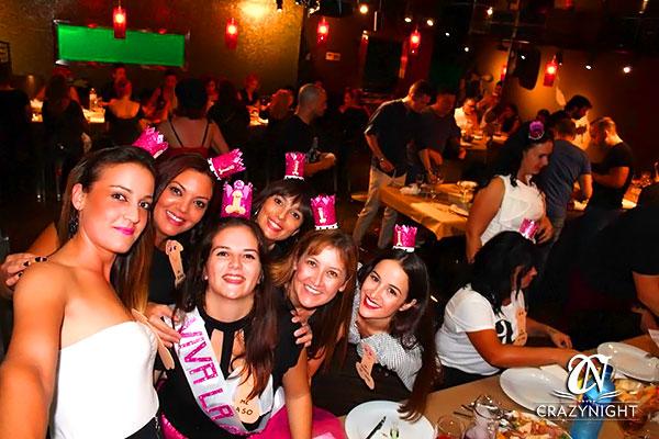 Despedida de soltera Masquerade en Sala #1 en Murcia 3