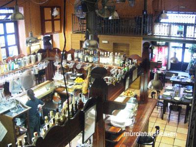 Restaurante tradicional en Murcia 1