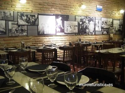 Restaurante Tradicional para despedidas en Murcia 2